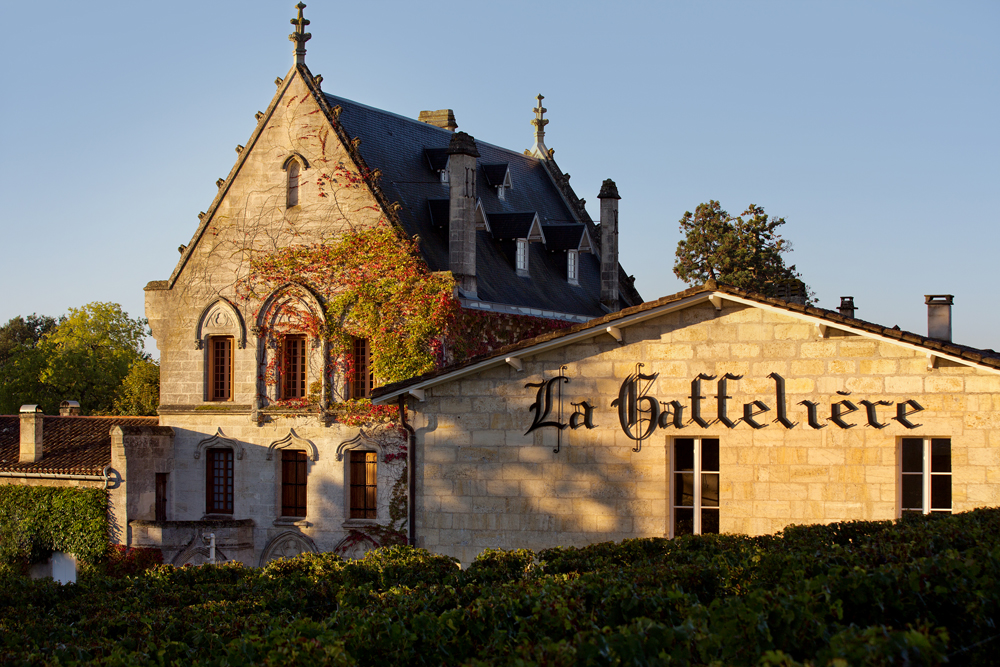 Maison Bertrand Ravache - Distribution Privilégiée - Château La Gaffelière